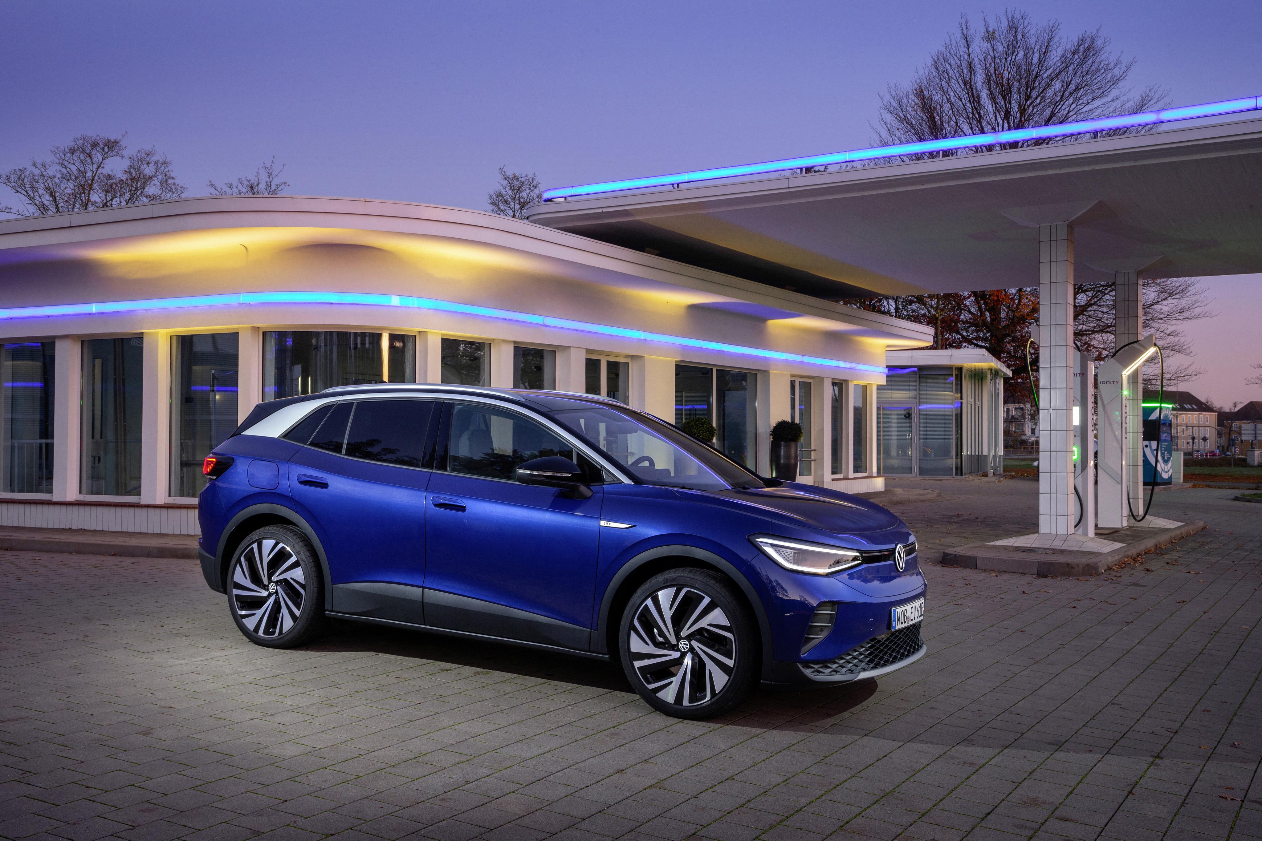 Volkswagen svensk marknadsledare även i maj – ID.4 mest registrerade elbilen