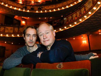 Robert Gustafsson och Jonas Karlsson är tillbaka i publiksuccén RAIN MAN