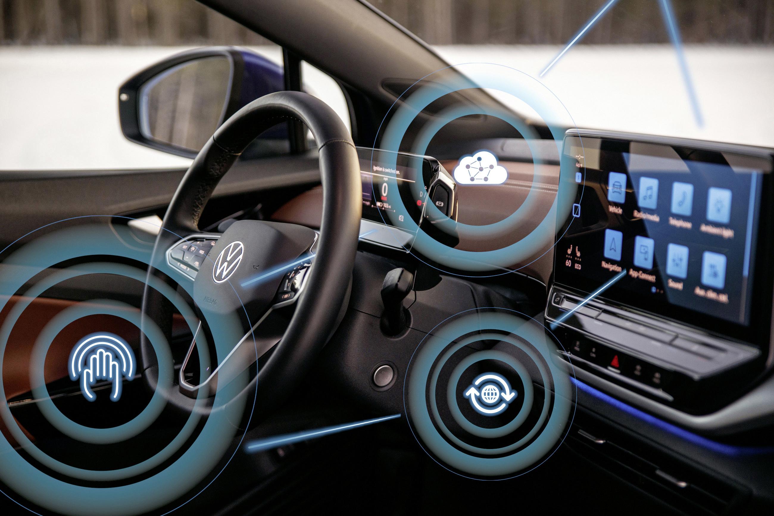 Volkswagen introducerar Over-the-Air-uppdateringar för alla ID.-modeller