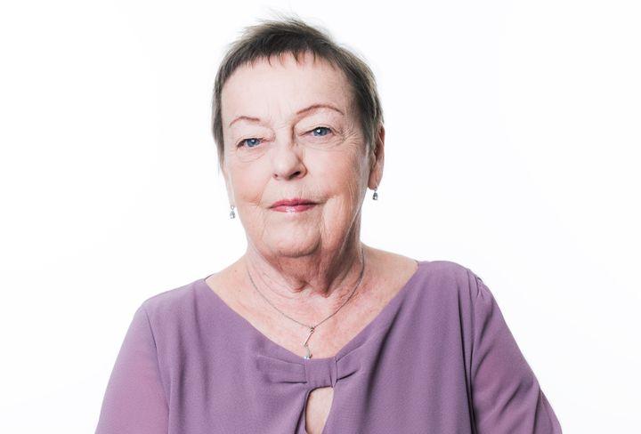 Christina Tallberg, ordförande Pensionärernas Riksorganisation, PRO. FOTO: Anneli Nygårds.