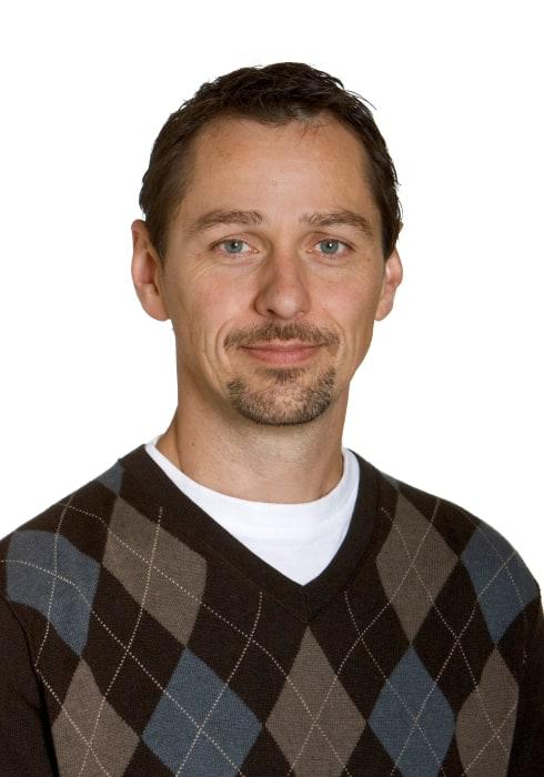 Georg Kunh är professor i regenerativ neurovetenskap vid Göteborgs universitet
