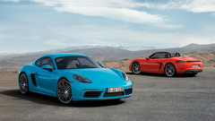 718 Cayman 718 Boxster