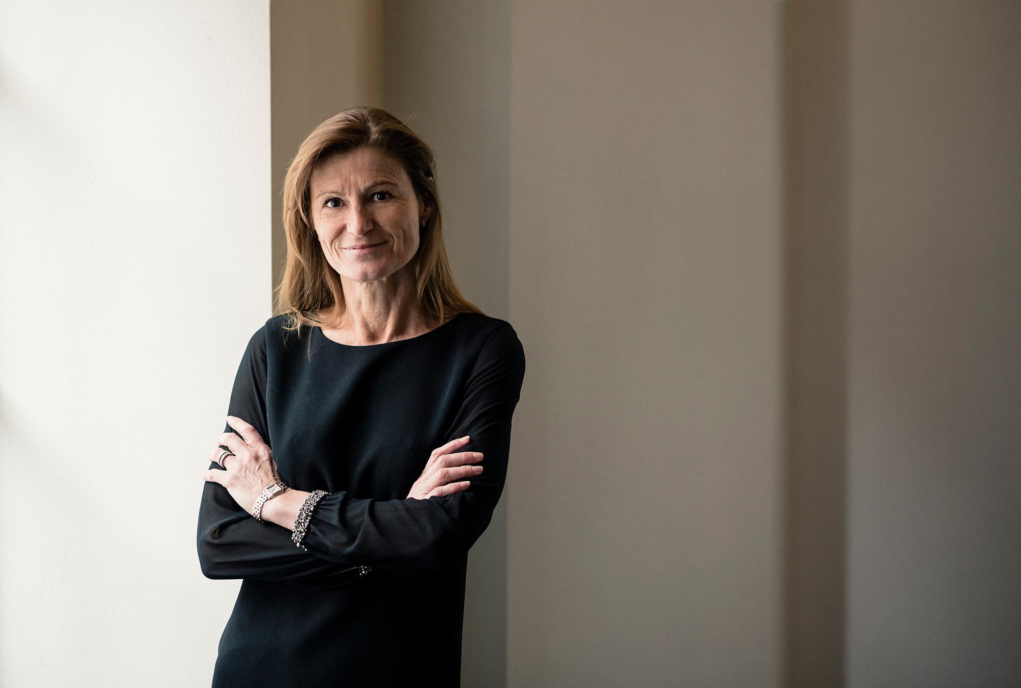 Isabelle Ducellier. Fotograf: Pontus Johansson