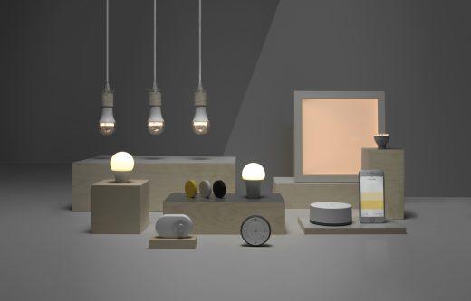 IKEA lanserar app för trådlös ljusstyrning | IKEA