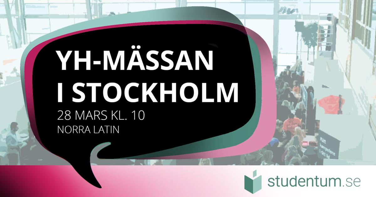 yh utbildningar stockholm