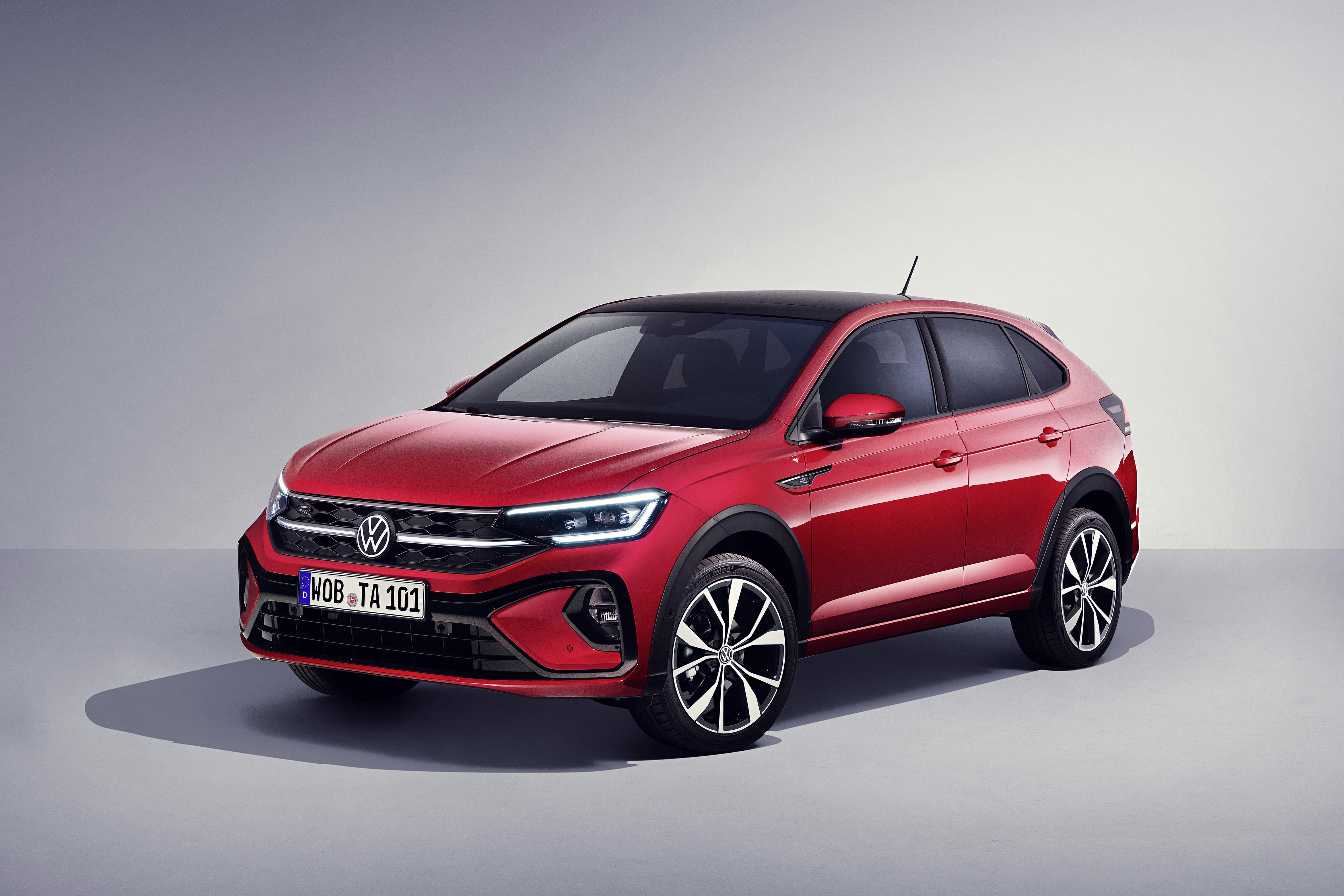 Säljstart för nya Taigo – Volkswagens första SUV-coupé