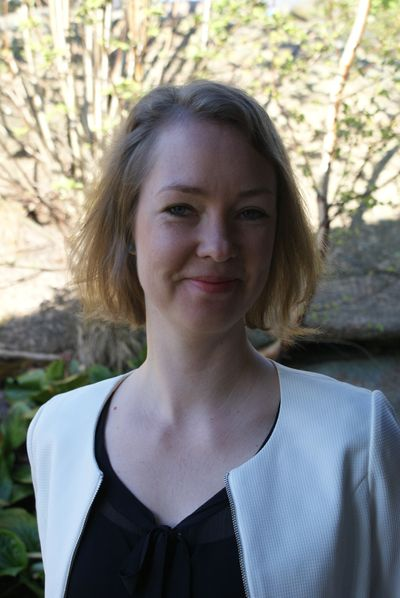 Helena Carén forskar om tumörepigenetik på Sahlgrenska Cancer Center i Göteborg