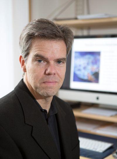 Magnus Essand, Uppsala universitet. Foto: Mikael Wallerstedt