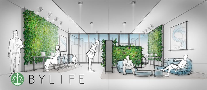 Bylife Smart Living Wall