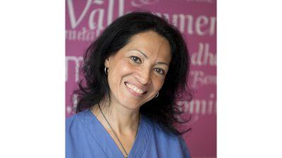 Kenny Rodriguez-Wallberg, docent och överläkare vid Karolinska universitetssjukhusets sektion för reproduktionsmedicin. Foto: Anders Norderman.
