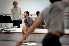 Choreographer Alexander Ekman and the Royal Swedish Ballet will explore dance in an experimental lab at the Royal Swedish Opera. Photo: Royal Swedish Opera/Frida Nilson