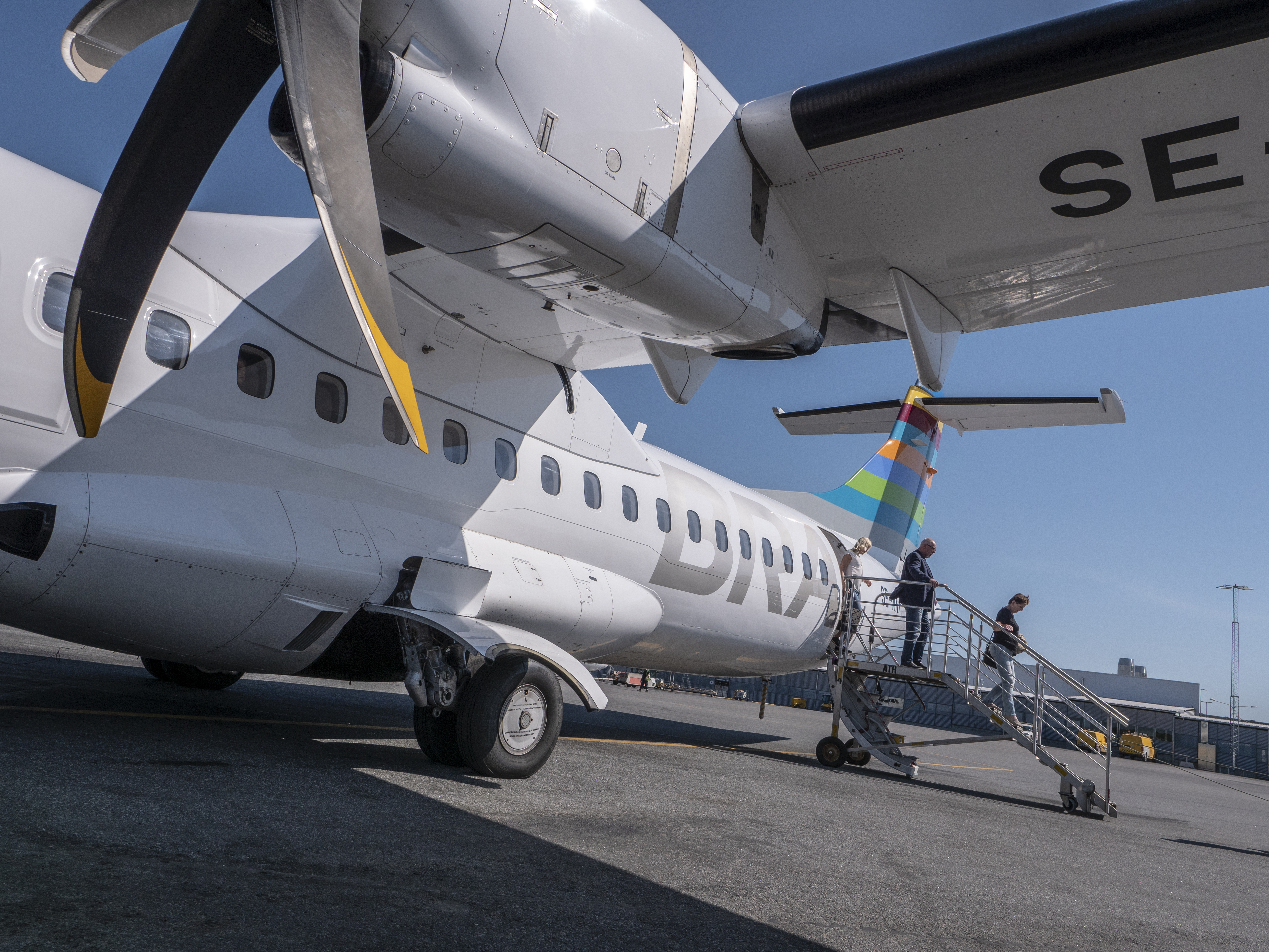 flyg visby malmö aviation