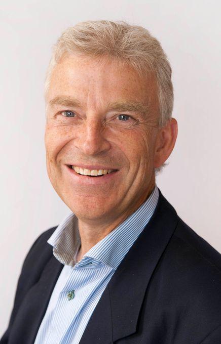 Max Enander, förste stiftsjägmästare på Härnösands stift. Foto: Kerstin Stickler/Härnösands stift