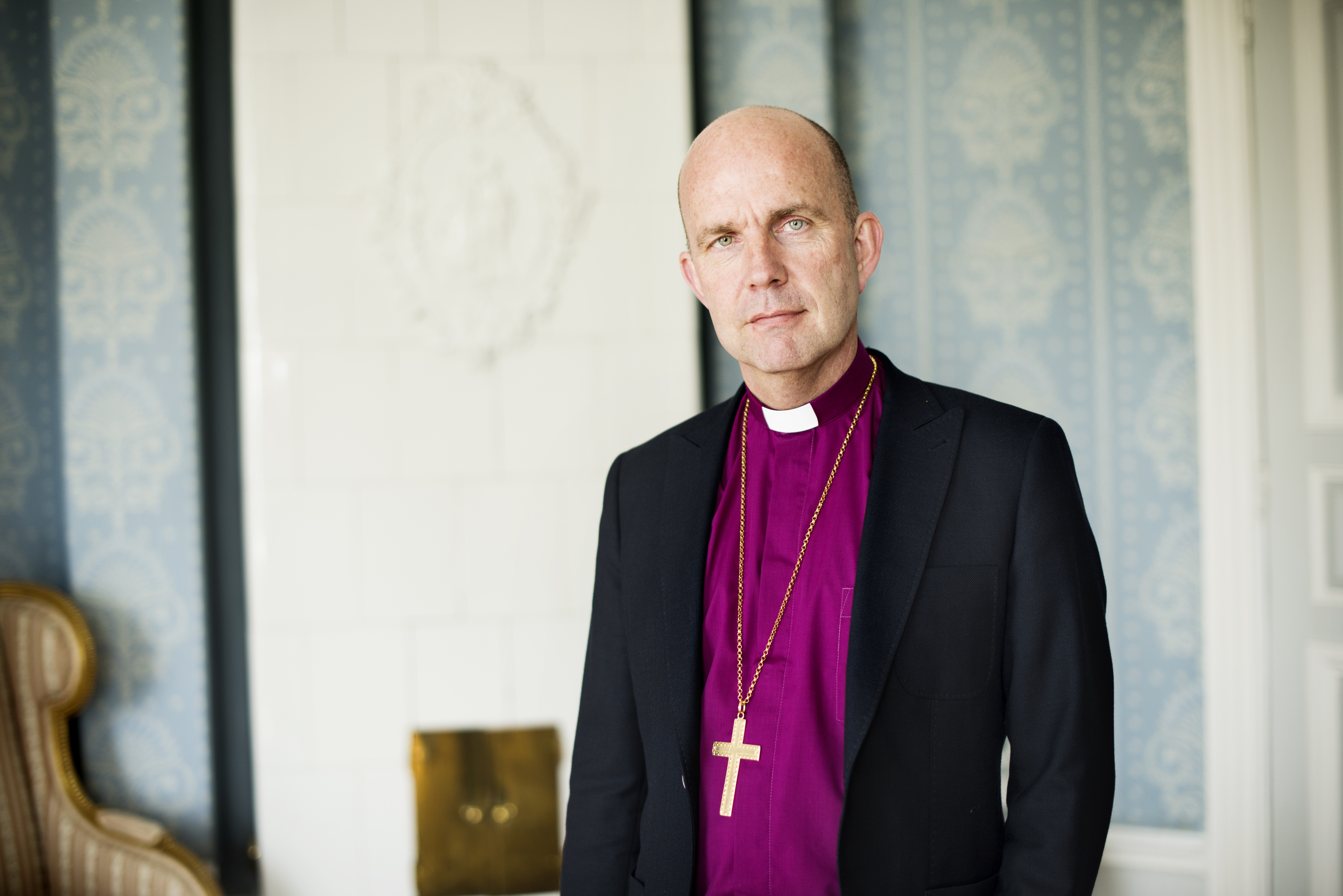 Fredrik modeus ny biskop i vaxjo