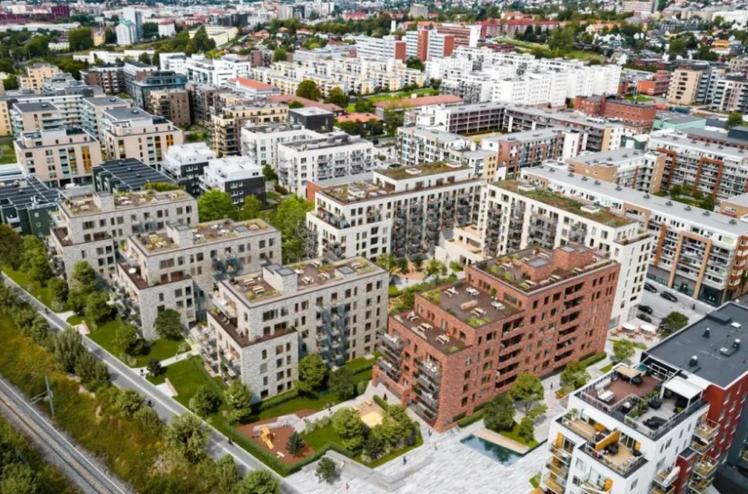 AF Gruppen ska bygga lägenheter för Eiendomsplan och USBL på Løren i Oslo.