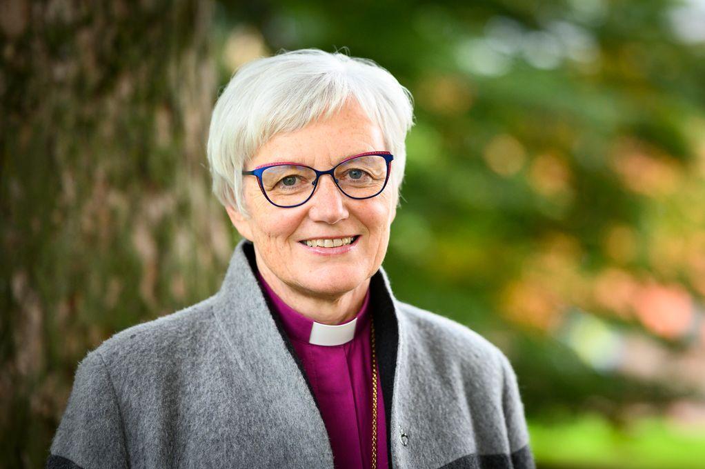Ärkebiskop Antje Jackelén. Foto: Magnus Aronson/Ikon