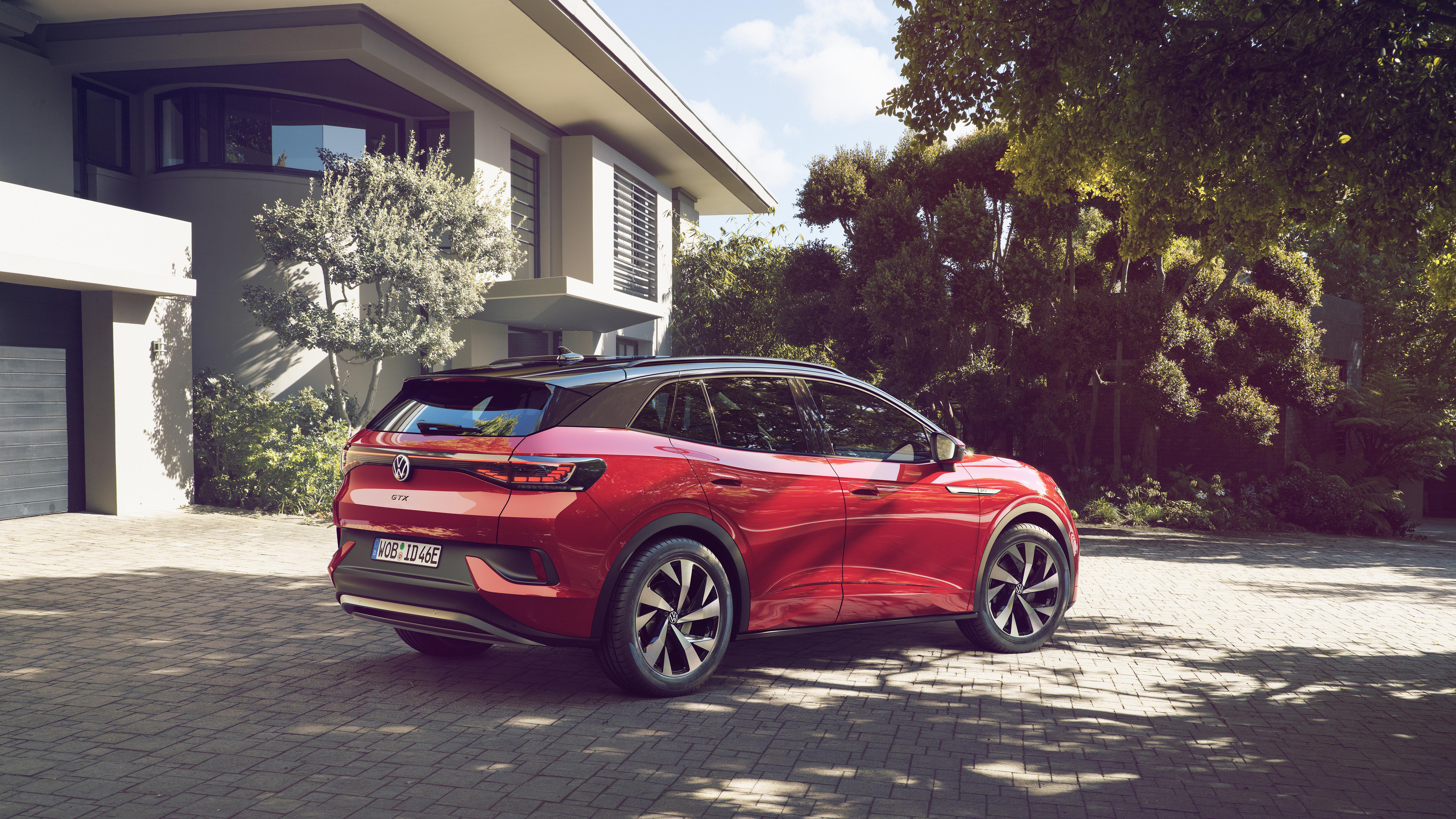Säljstart för nya Volkswagen ID.4 GTX – en förväntad Sverige-favorit