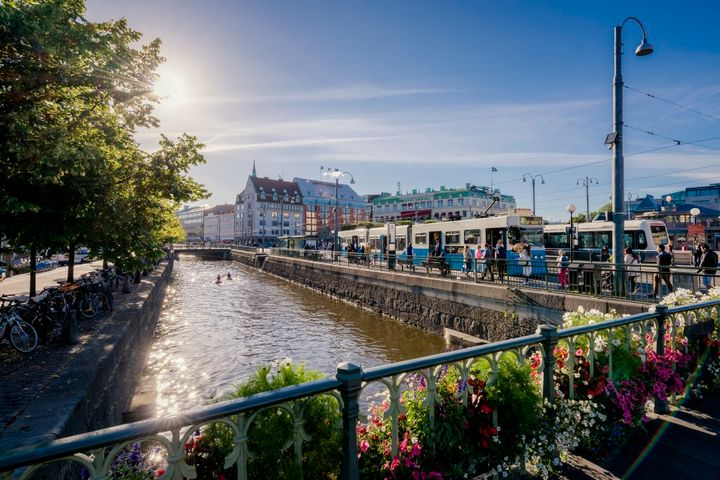 Göteborg är Capital of Smart Tourism 2020. Foto: Anders Wester/Goteborg&Co