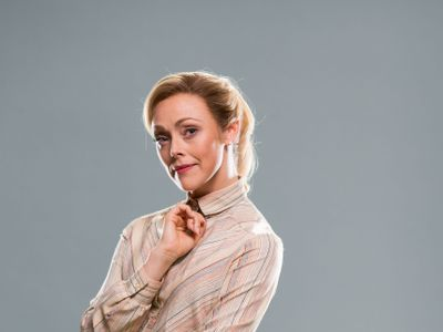 Linda Olsson, Foto: Mats Bäcker