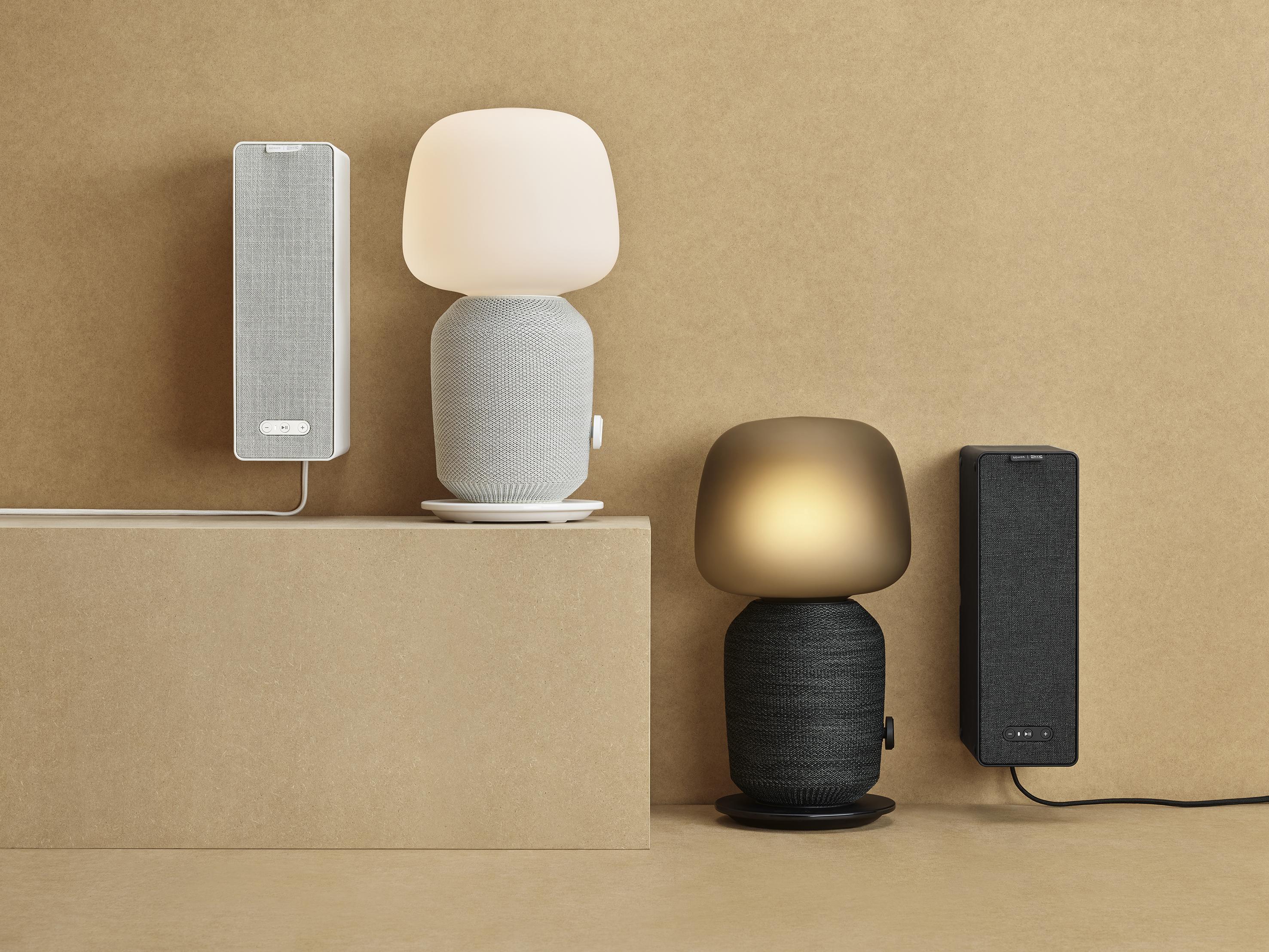 IKEA och Sonos tar nytt grepp om ljus och ljud | IKEA