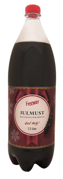 Freeway julmust - bäst i test!