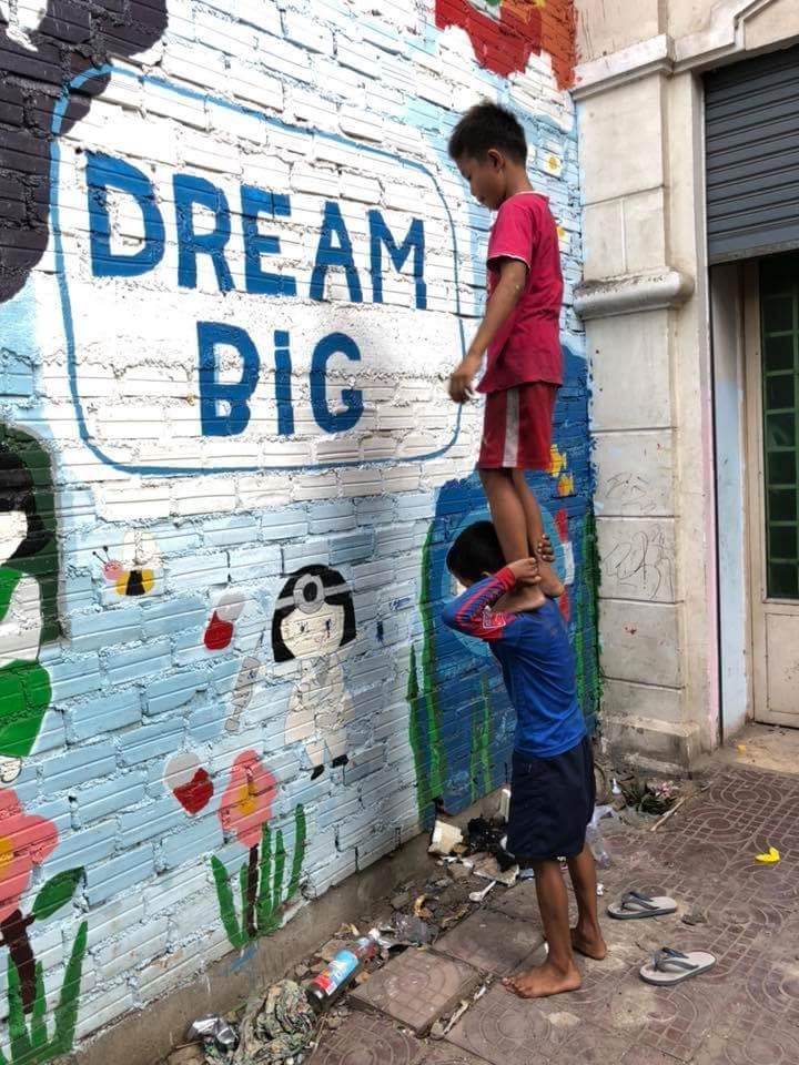 "CAPTION: The non-profit organization Mini Molars Cambodia wins the PR Image Award 2018. The Hamburg-based NGO won out against around 1,000 entrants with its photo ""Dream Big"". Photo: Anton Bass"