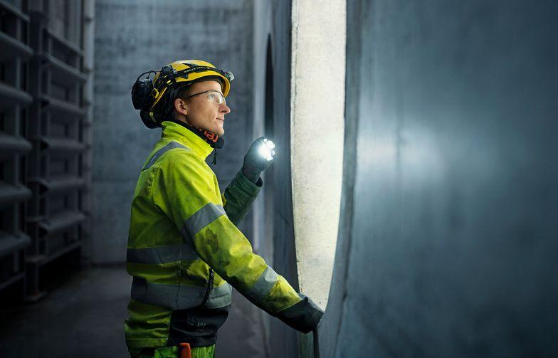 Den nya delen av reningsverket Sjölunda i Malmö färdigställdes under kvartalet.