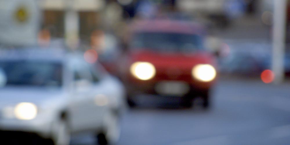 Dålig hastighetsefterlevnad på 40 sträckor